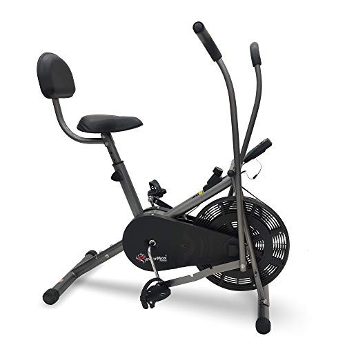 Stationary Fitness Exercise Bike Workout Weight Loss